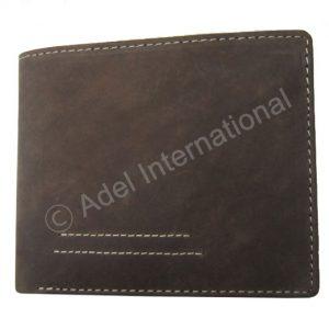 A40- Fancy Flap Wallet