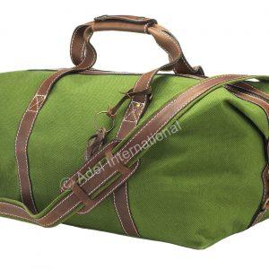 A560- Canvas/Leather Bag